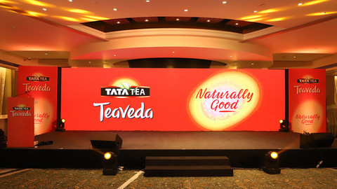 Tata Tea Teaveda Launch