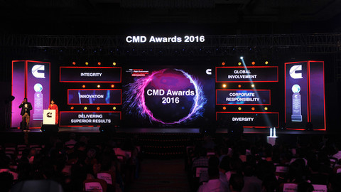 Cummins CMD Awards
