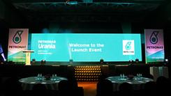 Petronas Urania Media Launch