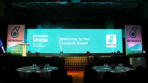 Petronas Urania Media Launch