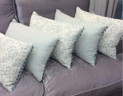 Cushions with Trim