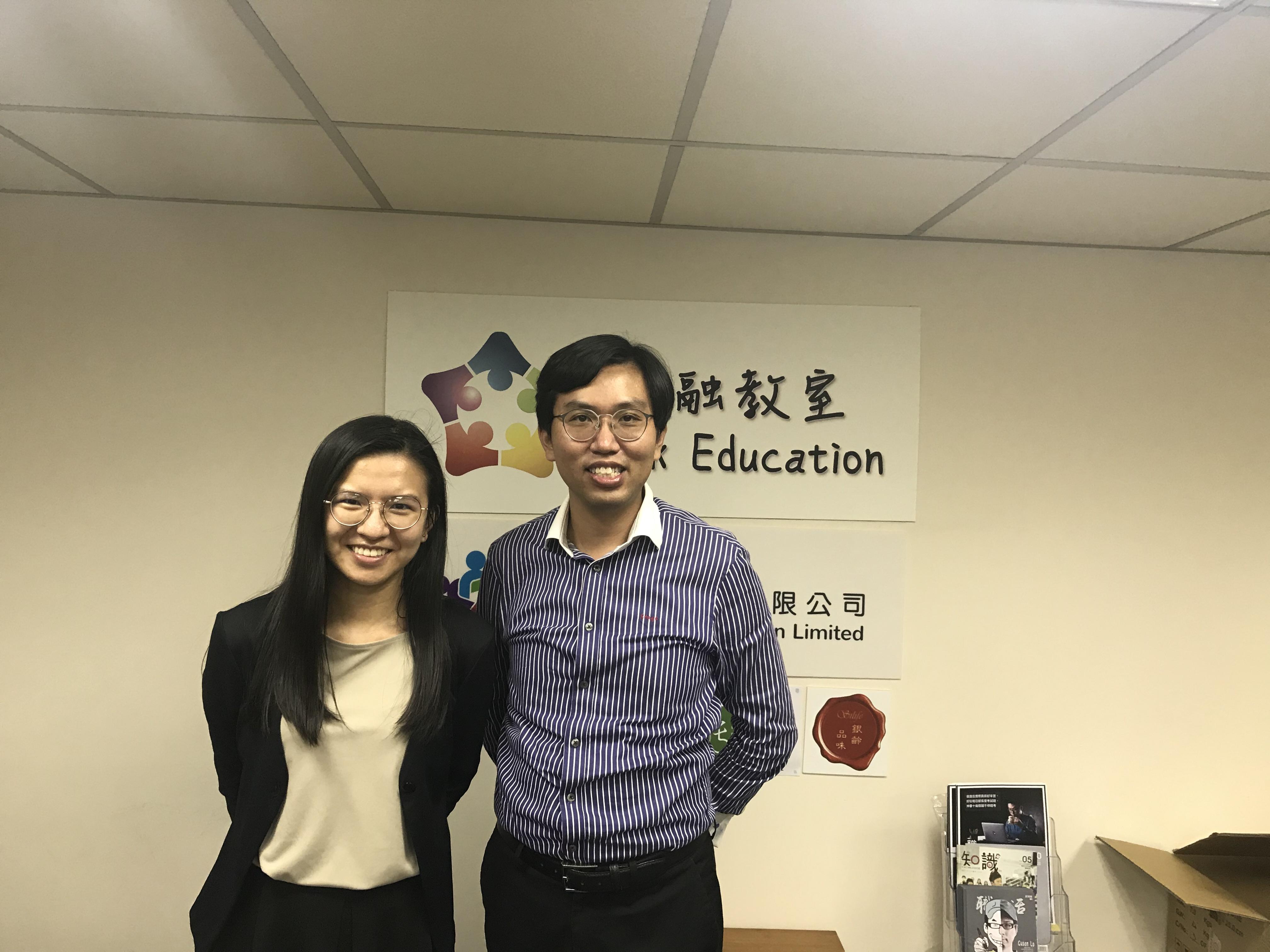 香港社會企業總會到訪photo