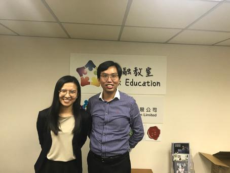 香港社會企業總會到訪