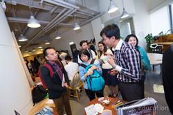 參與社會創新平台Good Lab主辦的「好概念市集」開放日,與公眾進行交