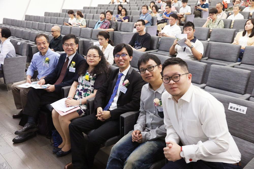 主辦「有出路?特殊教育需要學生的支援與出路」研討會,吸引超過200人報名