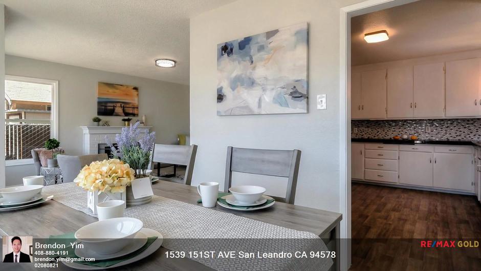 1539 151ST AVE, San Leandro, CA    94578