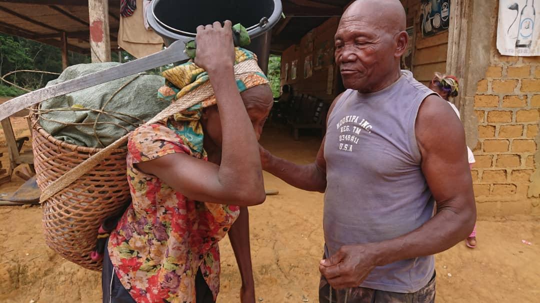 Habitants de Ndtoua