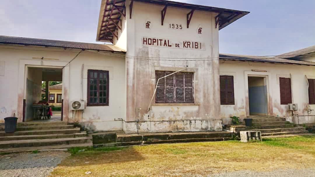 Hôpital de Kribi