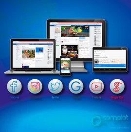 Social Media / Content Management