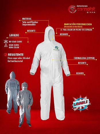 traje-antifluídos-personalizado-complot