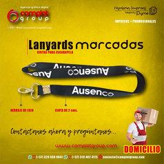 lanyard/cinta marcada