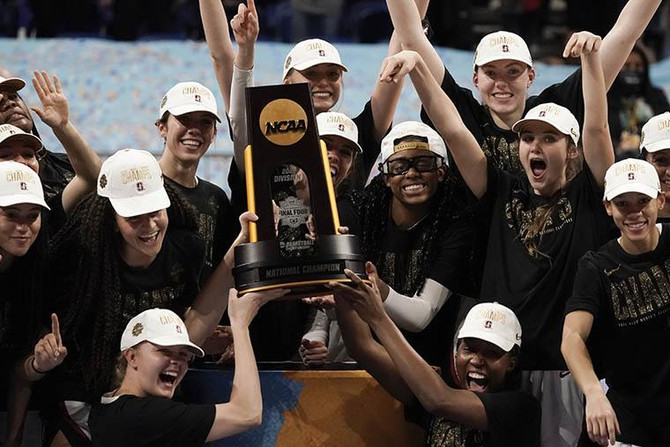 Stanford Women Hold On; Ziaire Exits; An All-Star Move; Pac-12 Commish Search