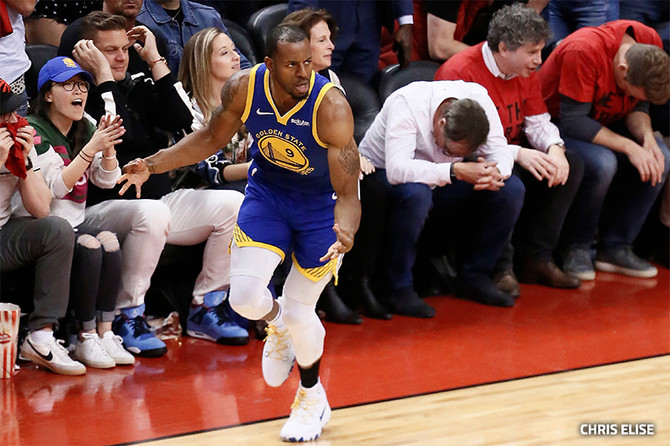Quick Takes: Warriors-Raptors; Baseball Crowds; Stanford Advances; 49ers/Raiders Signings.