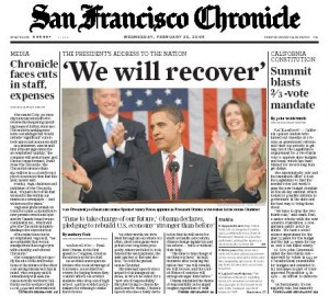 Newspaper Nostalgia; Pac-12 Under Fire