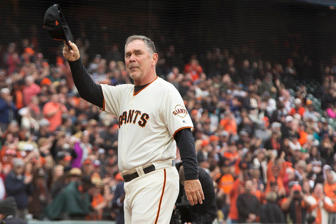 Bochy's Legacy; Bears' Bad Luck; More Nonsense from Game Officials, Ohio State, Pac-12, Leach