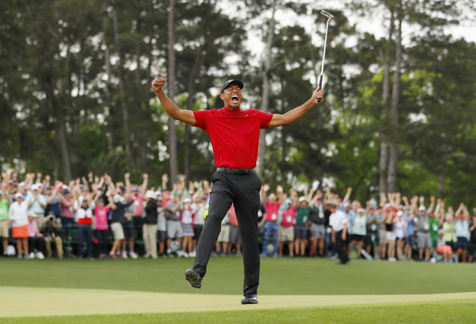 Tiger's Triumph; To Leave or Not to Leave