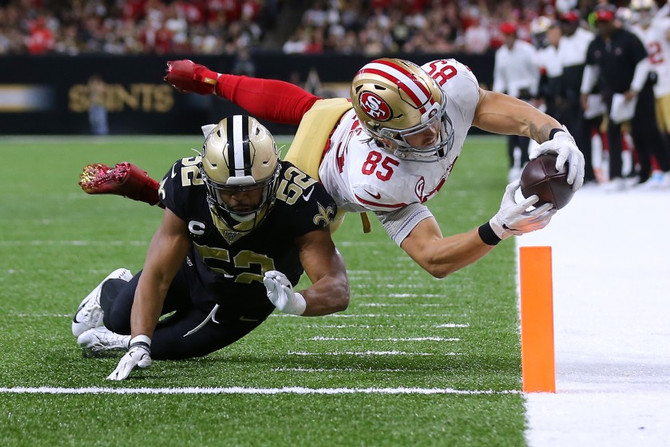 49ers-Saints Classic; Playoffs Set; Year of the Transfer