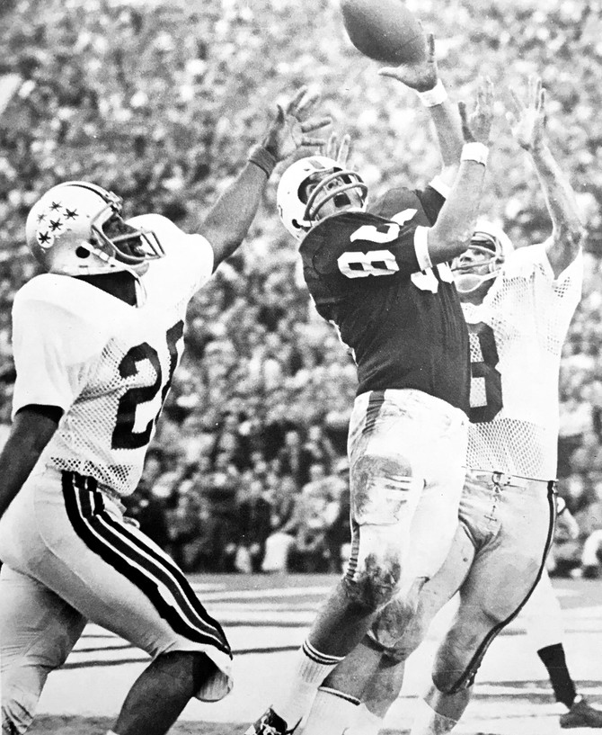 The Day Stanford Football Shocked the Sports World; The John Ralston Leadership Program