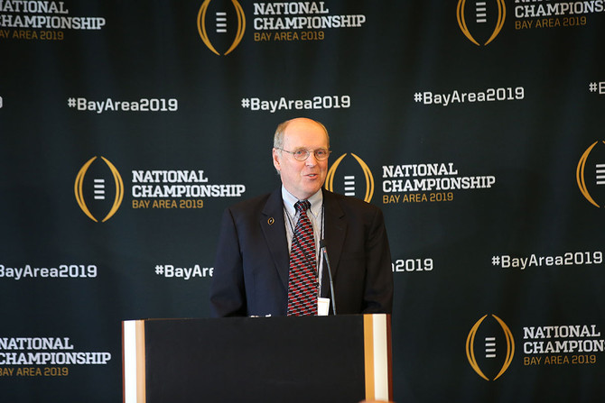 College Football Championship Comes to Bay Area
