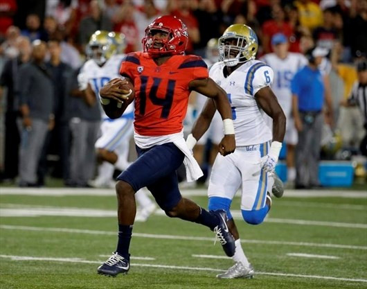 News of Note: Tedford, Arizonas, ESPN, Rabbits, Luck, McCaffrey, Cal $, Pac-12 Network, Basketball S