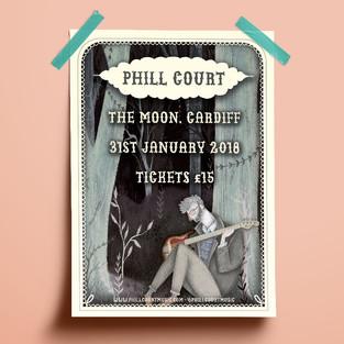 Phill Court Music
