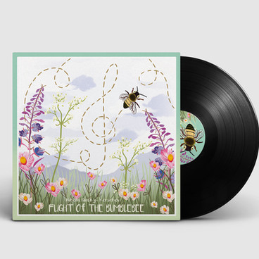 Flight of The Bumblebee Vinyl