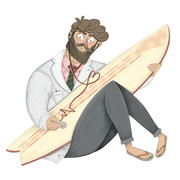 Surfing Doctor
