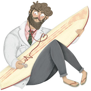 The Surfing Doctors