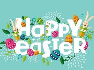 "Nos vamos de mini vacaciones ""Easter Holidays"""