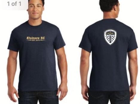 Elsinore Support Audult T-Shirt Navy