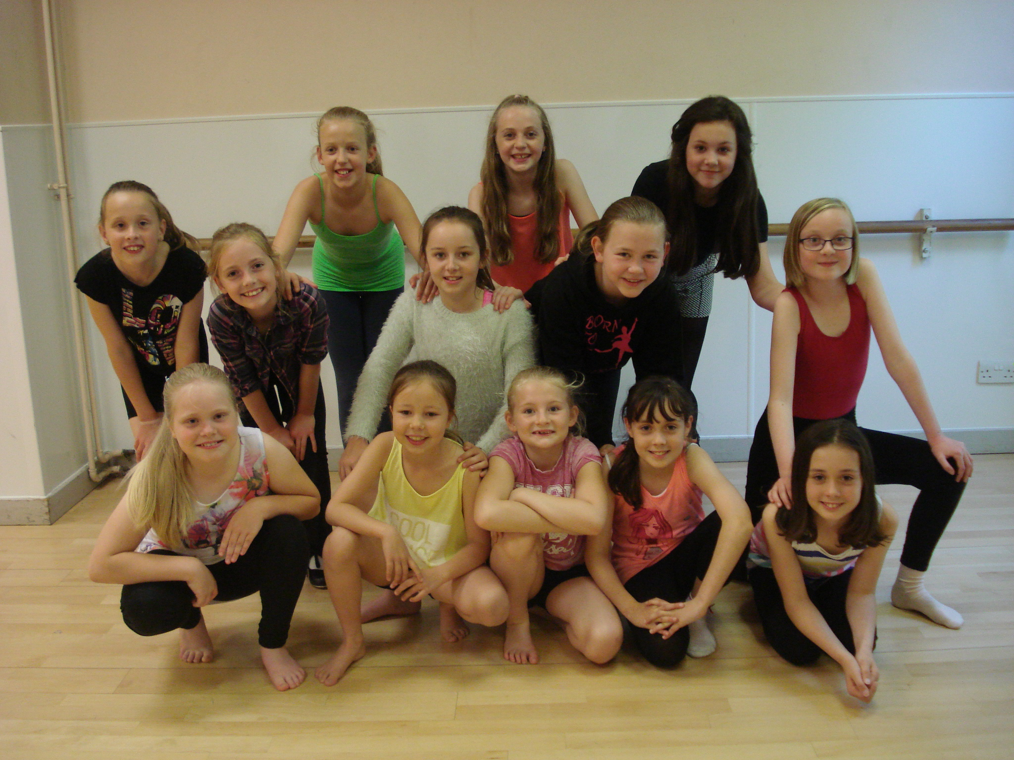 Junior Jazz and Tap