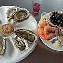 Assiette dégustation 8 huîtres
