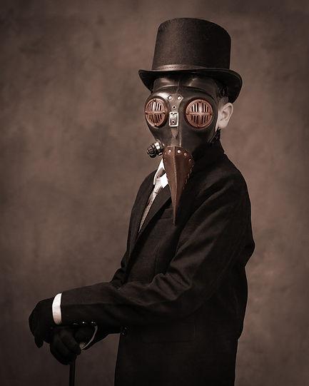 2021 Plague Mask