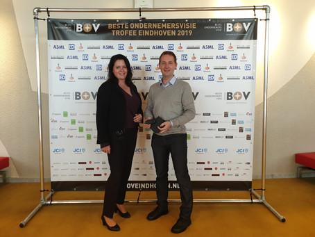 Ipos Technology Tweede bij ASML Young Makers Award