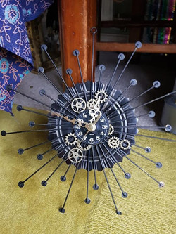 Steampumk Clock