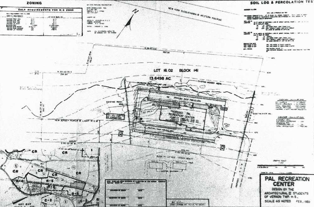 PAL Site Plan