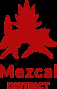 Mezcal District Logo