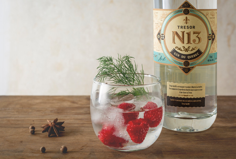 Gin Tresor N13