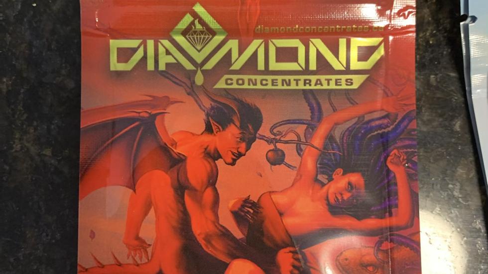 Diablo Shatter (Diamond)