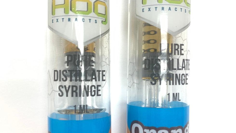 HOG Distillate Orange Creamsicle (1 for30$ 2 for 50$)