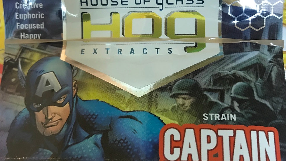 HOG Extracts - Captain America OG