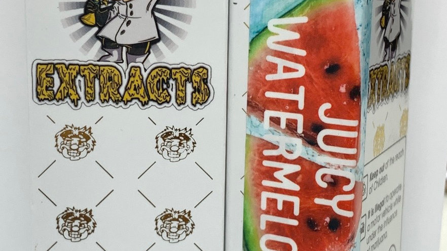 juicy watermelon 1g Vape Pen (dr.terps)