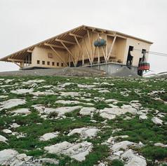 Chaeserrugg Teleferik İstasyonu