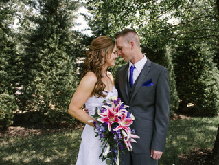 Josh & Mandee - Wedding Day