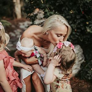 Teresa & Family