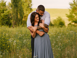 Chris & BreeAna - Love Story Session