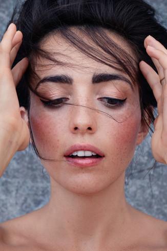 Photography: Elo Durand  Hair & Makeup: Emelie Eriksson  Model: Julia-Marie Trudel