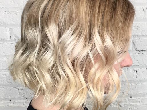 4 months as a hairdresser student