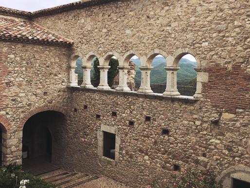 Wedding in Monestir de Sant Salvi