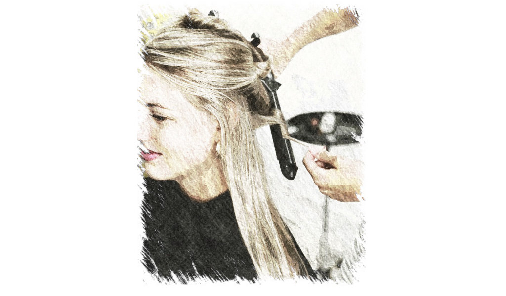 Hairstyling course